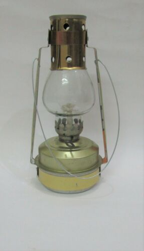 vintage antique home table decor working oil lantern for outdoor camping hanging