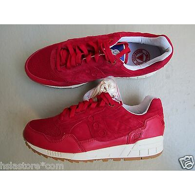 """Bodega x Saucony Shadow 5000 45 Elite """"Re-Issue"""" Pack Red/White"""