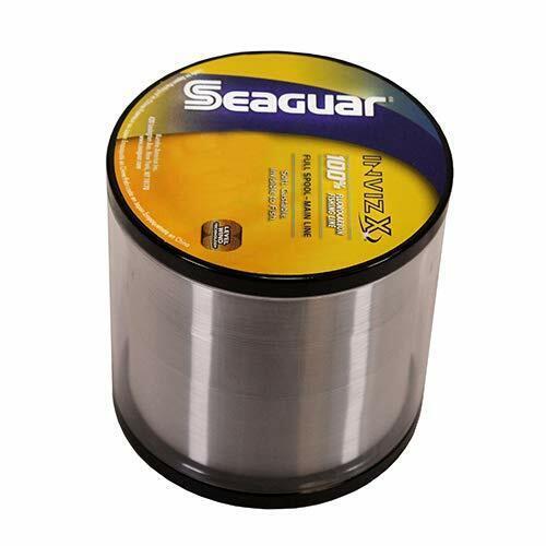 Seaguar Inviz X Fluorcarbon Clear 8Lb 1000 Yards