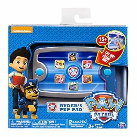 Paw Patrol Ryders Pad-IN Pup Pad-IN Ryders RUSSIAN LANGUAGE Musical Childrens Learning Play a2d53f
