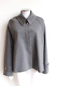 Check 8 Grigio Uk Balenciaga Swing New Oversized F36 Jacket w4E7n8