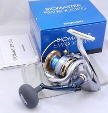 Shimano BIOMASTER SW 8000PG Spinning Reel  From Japan