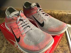 Womens Nike Free flyknit 4.0 Run