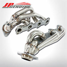 STAINLESS STEEL MANIFOLD EXHAUST HEADER - FORD F150 / F250 / EXPEDITION 5.4L V8