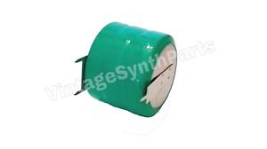battery Ersatz für Korg Polysix Poly6 Weinlese Synth parts