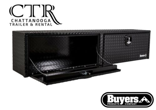 Black Diamond Tread Aluminum Topsider Box Details about  /Buyers Products 1721551 16x13x72 In