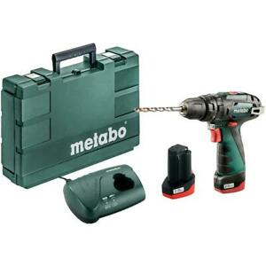 Perceuse-a-percussion-a-batterie-Metabo-PowerMaxx-SB-Basic-10-8V-2x2Ah-Li-Ion