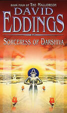 Sorceress Of Darshiva: (Malloreon 4) (THE MALLOREON), By David Eddings,in Used b