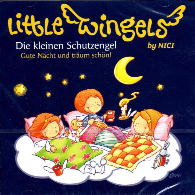 Little Wingels - Die kleinen Schutzengel - Gute Nacht und träum schön!  CD NEU