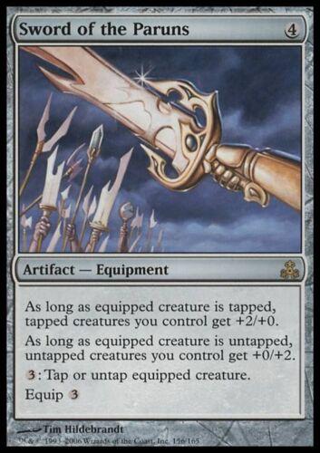 SWORD OF THE PARUNS Magic GPT Mint SPADA DEI PARUNS