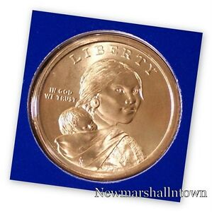 2013 D Native American Sacagawea Dollar ~ Pos B ~ In Mint Wrap from Mint Set