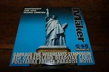 GARBAGE - DEADSTAR - SYMPOSIUM - ASH - PARADISE MOTEL - FRENTE - CD compil !!!