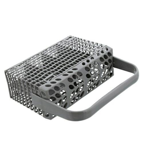 Véritable AEG Ikea John Lewis Atag Lave-Vaisselle Couverts Panier Gris Slim