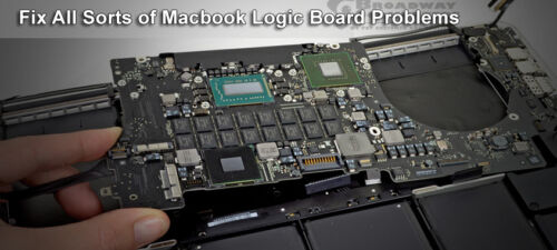 """Macbook Pro 13/"""" 15/"""" 17/""""A1278 A1286 A1297 Logic Board Repair Service Macbook Air"""