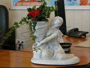 100% De Qualité Bac à Fleurs Bac à Plante Décoration Personnage Les Pots De Fleurs Jardin Vases Vase 243-afficher Le Titre D'origine