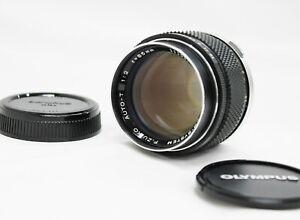 ausgezeichnete-Olympus-OM-System-F-Zuiko-Auto-T-85mm-f-2-Lens-aus-Japan