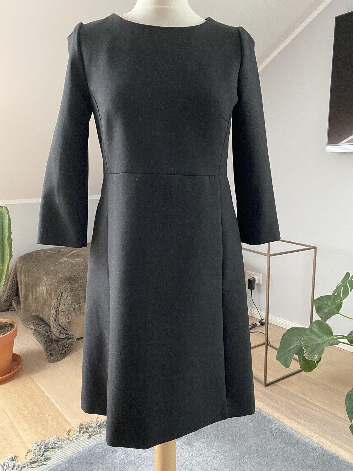Dress, Black Size 38, Hallhuber