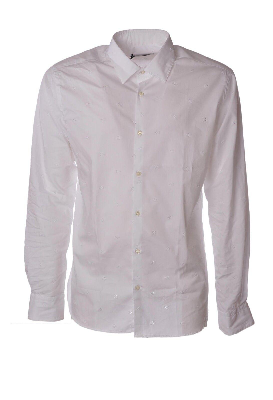 Aglini  -  Shirt - Männchen - Weiß - 3810929A185115