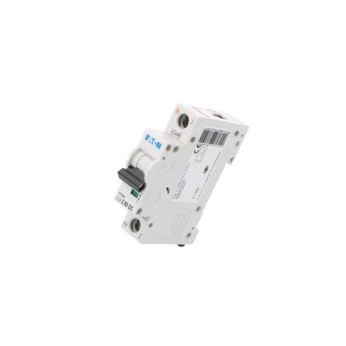40A Pole CLS6-C40-DC Überstromschalter 250VDC lNenn 1 DIN Charakt C 6kA EATON