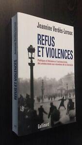 Negra-Y-Violencia-Jeannine-Verdes-Leroux-Gallimard-1996-Tbe