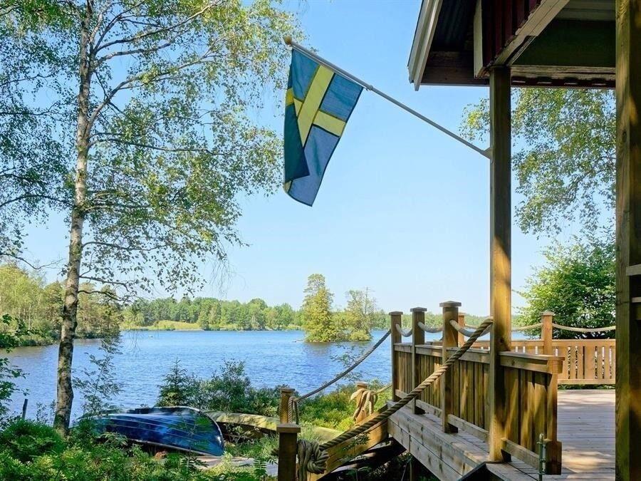 Sommerhus, Regioner:, Hylte Ö