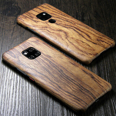 For Huawei Mate 20 Pro /20X Wood Rosewood Made with kevlar Wooden Case Cover | eBay