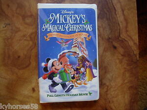 image is loading disney 039 s mickey 039 s magical christmas - Mickeys Magical Christmas