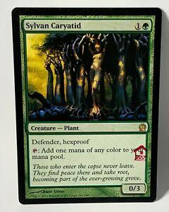 Theros *STAMPED* Sylvan Caryatid Magic the Gathering MTG