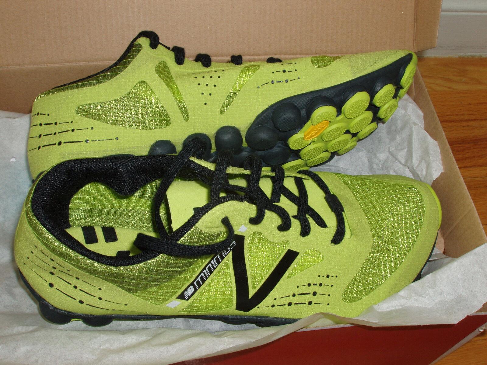 New Balance Minimus running shoes women's US 9/9.5 B minimalist trail WT00CL