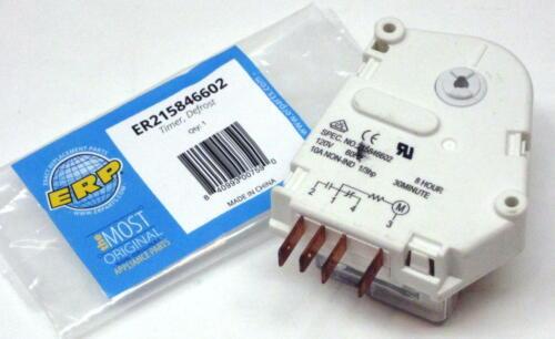 For  Frigidaire  Refrigerator Defrost Timer # OD9291112FR777