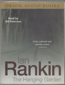 The-Hanging-Garden-Ian-Rankin-2-Cassette-Audio-Book-Abridged-DI-Rebus-FASTPOST
