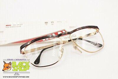 Hola! By Indo Mod. 782 Eyeglass Frame Squared, Women's Frame 58[]20, Nos 80s Da Processo Scientifico