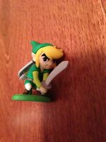 Legend Of Zelda Spirit Tracks Link Figure Statue Rare Limited Edition