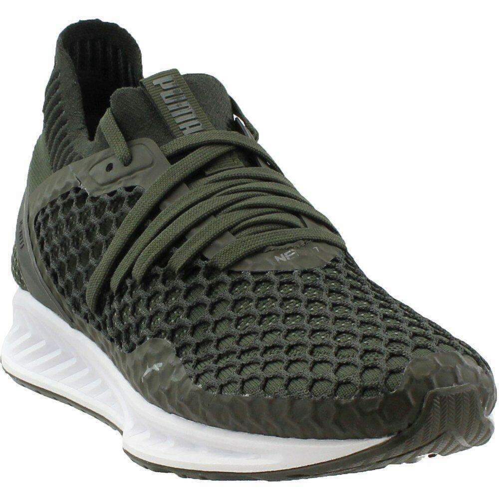 Puma Ignite Netfit Running shoes - Green - Mens