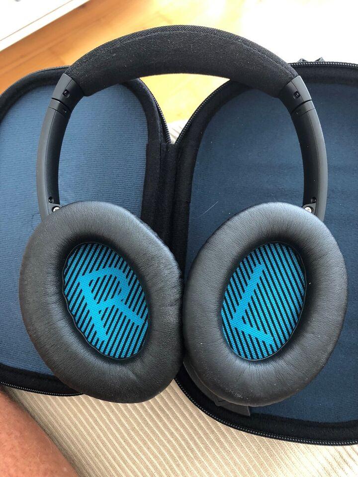 ørebøjle hovedtelefoner, Bose, QuitComfort Q25 Acoustic