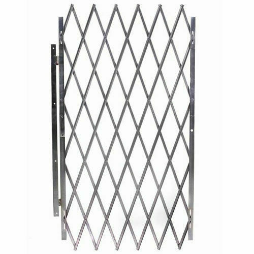 "48/"" W x 40/"" H Folding Door Gate"
