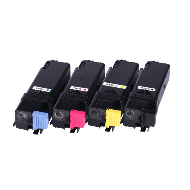 4x  Toner Cartridge For Fuji Xerox DocuPrint CP305D CM305DF DPCP305D CP305