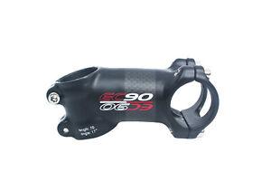EC90 Road MTB 29er E-Bike Bicycle 17D Stem Carbon Coated 17-Degree 31.8mm 70mm
