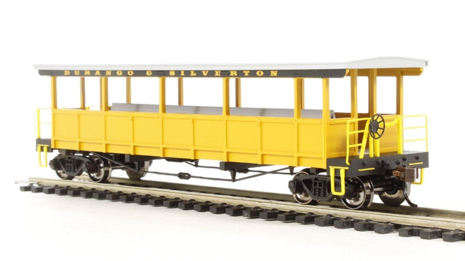 17432 Wagon DURANGO Voiture Passager proessiadeBachuomon Train HO 187