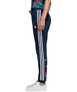 adidas Originals Women's Super Star Track Pants, Blue