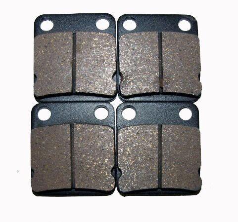 Front Brake Pads fit Yamaha YFM 450 Kodiak YFM 450 Wolverine YFZ 350 Banshee 350