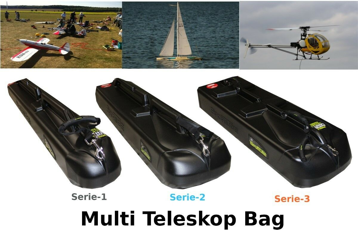 Model Model Airplane Boat drone missiles Aircraft Bag Suitcase Case Bag