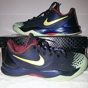 Kobe 4 Zoom The Sz Venogenon citron Nike 884802963141 Hommes 8 In 635578 Dark Noir 003 Glow 3FlKT1Jc