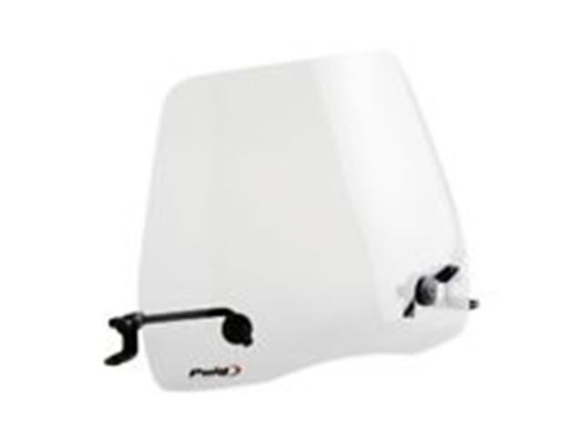 PUIG SCREEN SCOOTER TRAFIC APRILIA SR50R 05-18 CLEAR