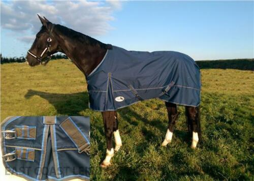 EQUIDOR ATLANTIS LIGHTWEIGHT NO FILL TURNOUT STANDARD NECK HORSE AND PONY RUG