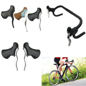 1-Pair-Bicycle-Road-Bike-Brake-Levers-Brake-Handlebar-For-Curve-Handlebars