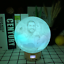 Personalized-Photo-Moon-Light-Gift-For-Women-3D-Printed-Lamp-Bluetooth-Speaker thumbnail 3