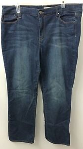 DKNY-Jeans-16-Dark-Wash-Skinny-Leg-NWOT