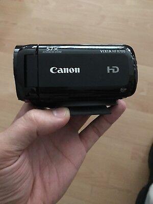 Canon VIXIA HF R700 Full HD Camcorder HFR700 Black 57x
