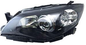 *NEW* HEADLIGHT HEAD LAMP (GENUINE) for SUBARU IMPREZA WRX G3 2007- 2011 LEFTLHS